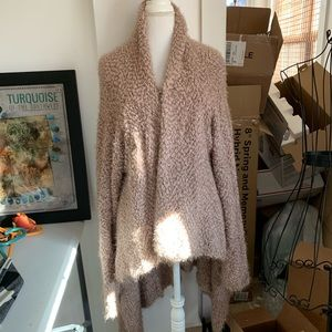 Cozy Casual Long popcorn sweater 2x